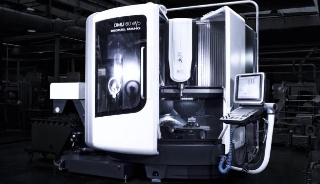 CNC Fräsmaschinen